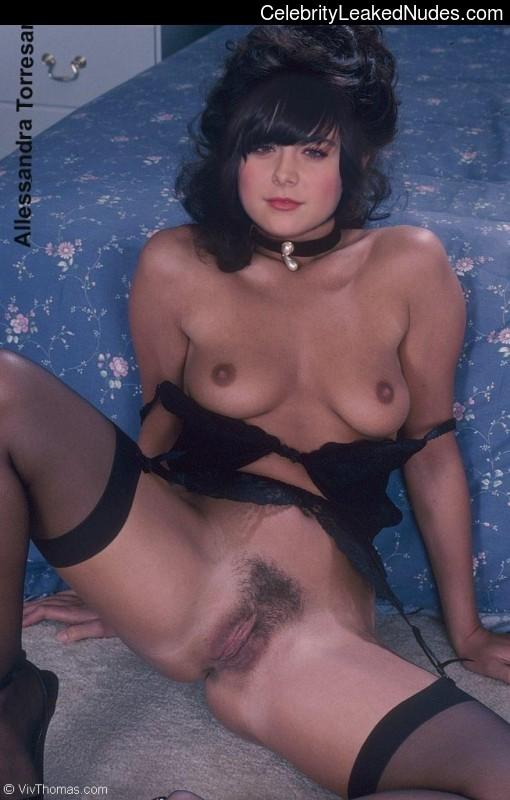 Alessandra Torresani celebrities naked