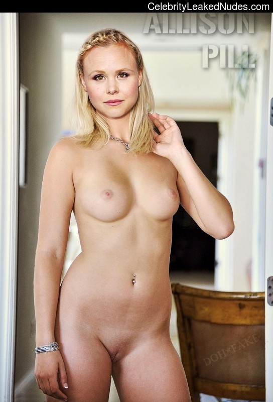 Alison Pill naked celebrities