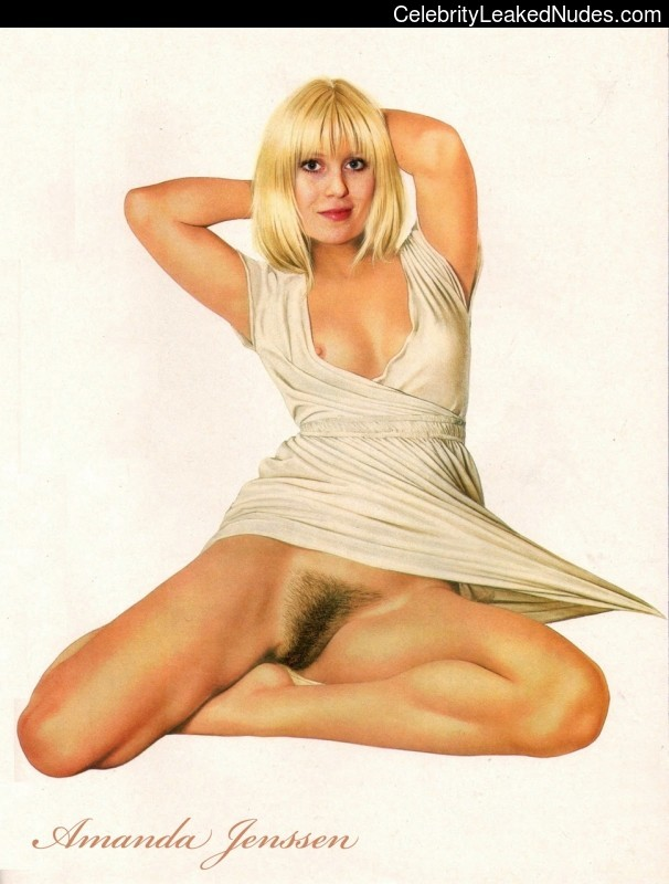 Amanda Jensen nude celebrity pictures