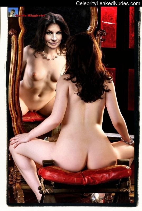 Carola Haggkvist Nude Celebrity Picture sexy 16
