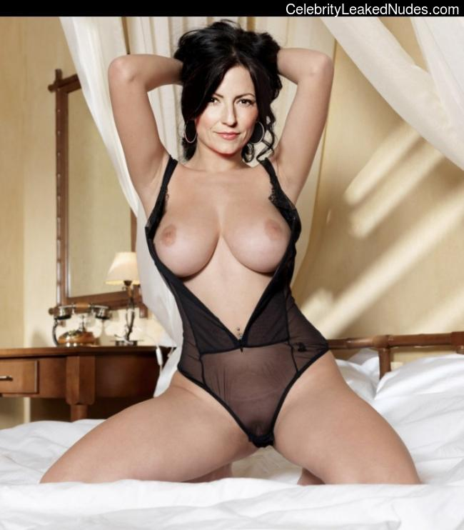 Davina McCall Nude Celeb sexy 19