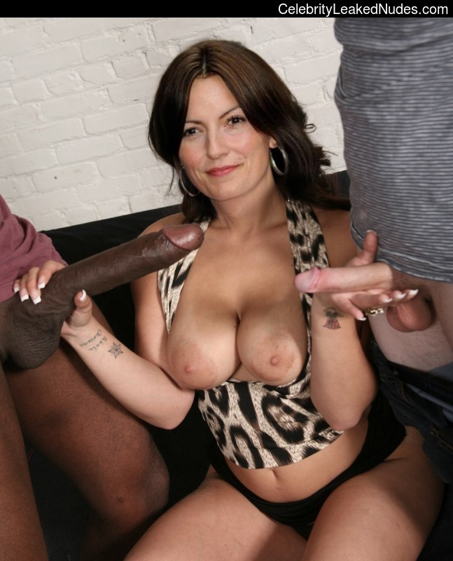 Davina McCall Celebrity Leaked Nude Photo sexy 22