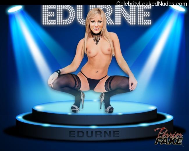 Edurne Garcia Almagro naked celebritys