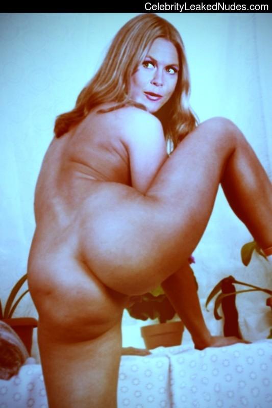 Elizabeth Montgomery Celebrity Leaked Nude Photo sexy 5