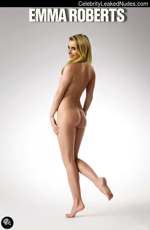 Emma Roberts celebrity naked pics