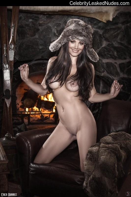Erica Durance nude celebrity
