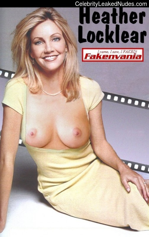 Heather Locklear Hot Naked Celeb sexy 17