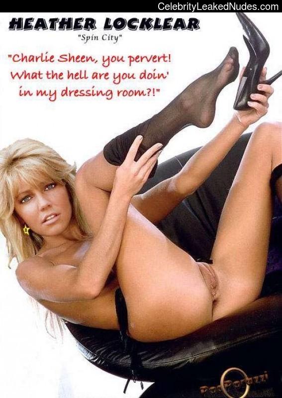 Heather Locklear Newest Celebrity Nude sexy 27