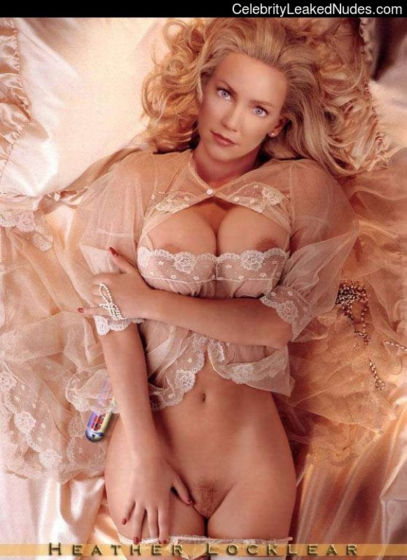 Heather Locklear Famous Nude sexy 29