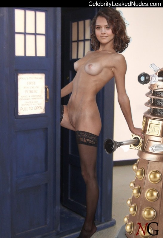 Jenna Louise Coleman Naked Celebrity Pic sexy 22