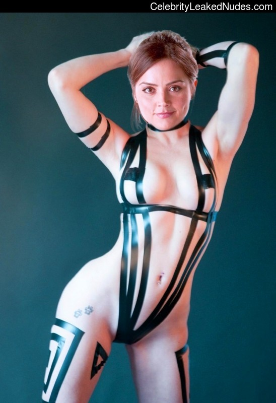 Jenna Louise Coleman Free Nude Celeb sexy 30