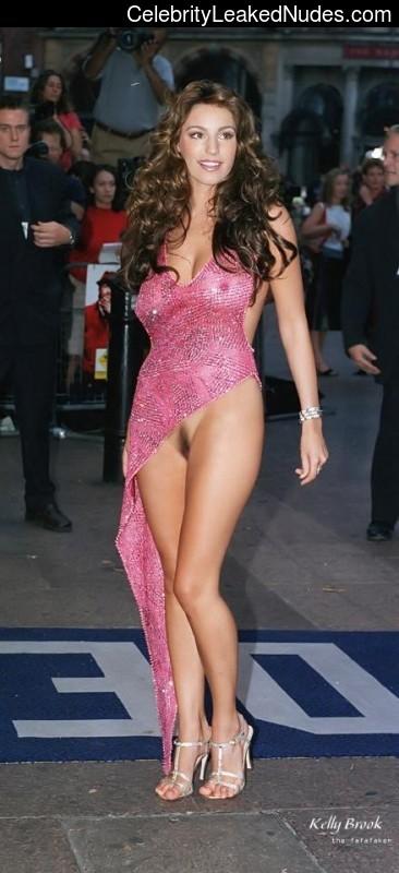 Kelly Brook Naked Celebrity sexy 9
