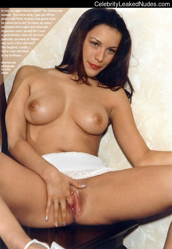 Liv Tyler Nude Celebrity Picture sexy 12