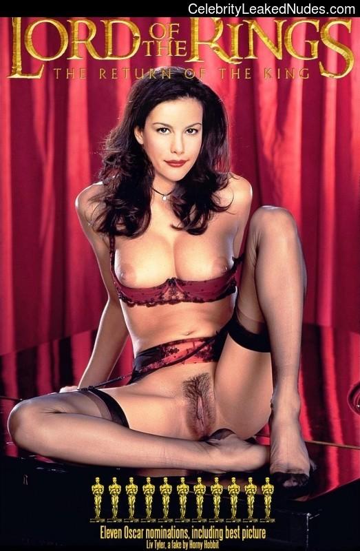 Liv Tyler Nude Celeb sexy 15