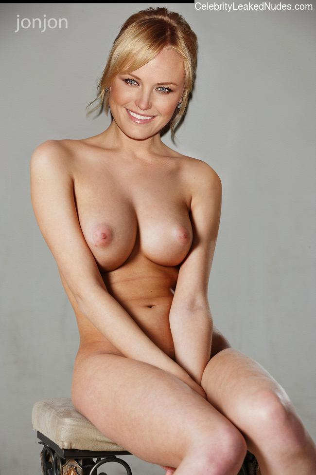 Malin Åkerman naked celebrity