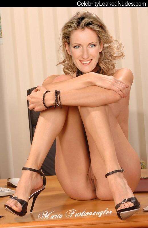 Naked maria furtwängler Maria Furtwaengler
