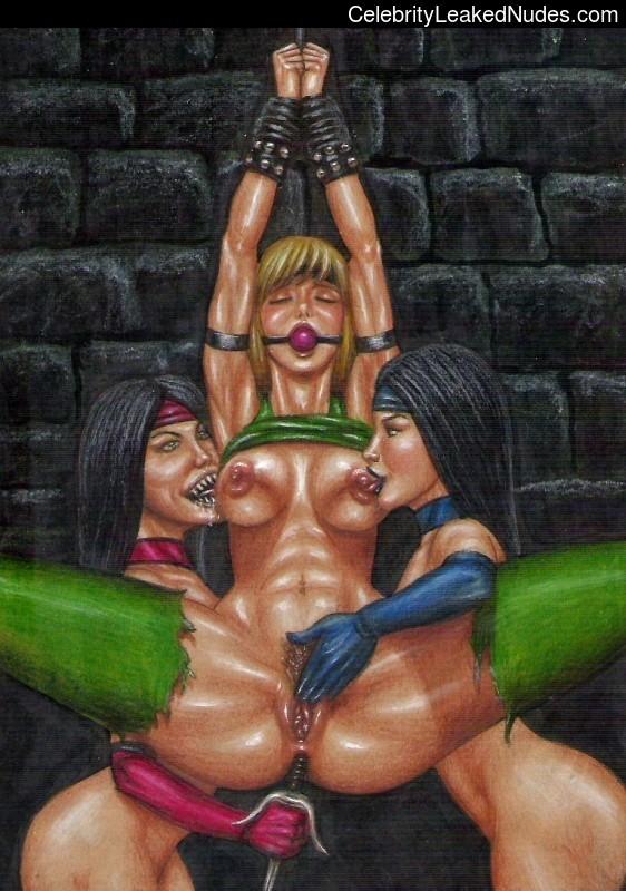 Mortal Kombat celebrity nude pics