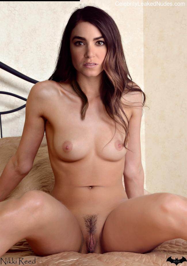 Nikki Reed naked