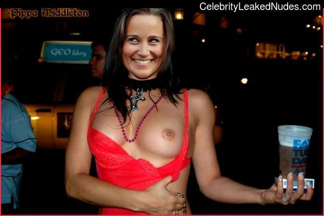 Pippa Middleton naked celebritys