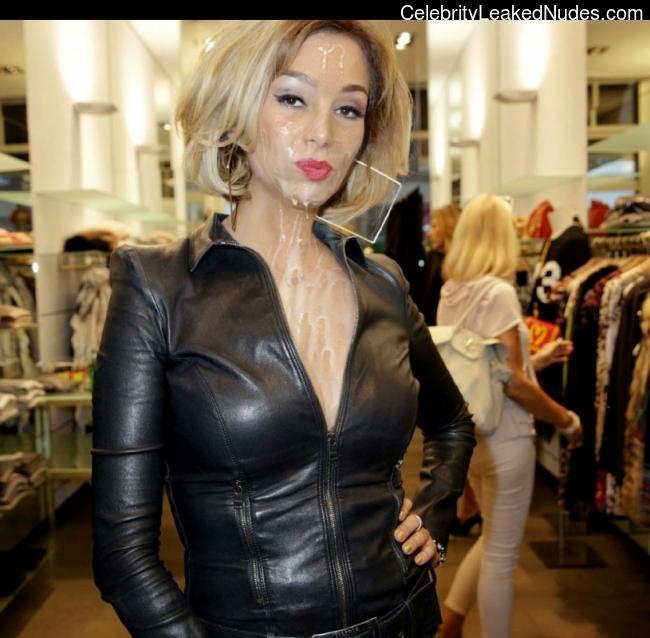 Verona Pooth nude celebrity pics