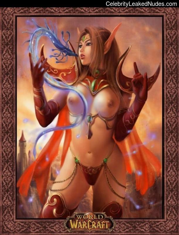 Warcraft fake nude celebs