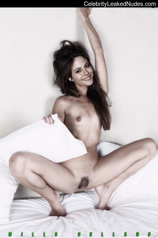 Willa Holland nude celebs