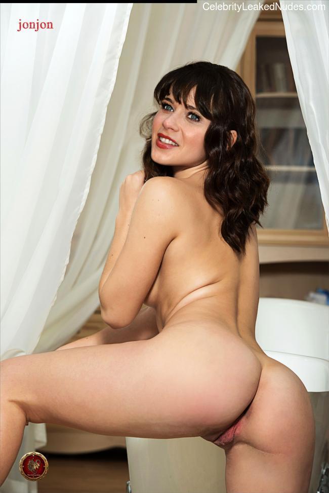 Zooey Deschanel nude celeb