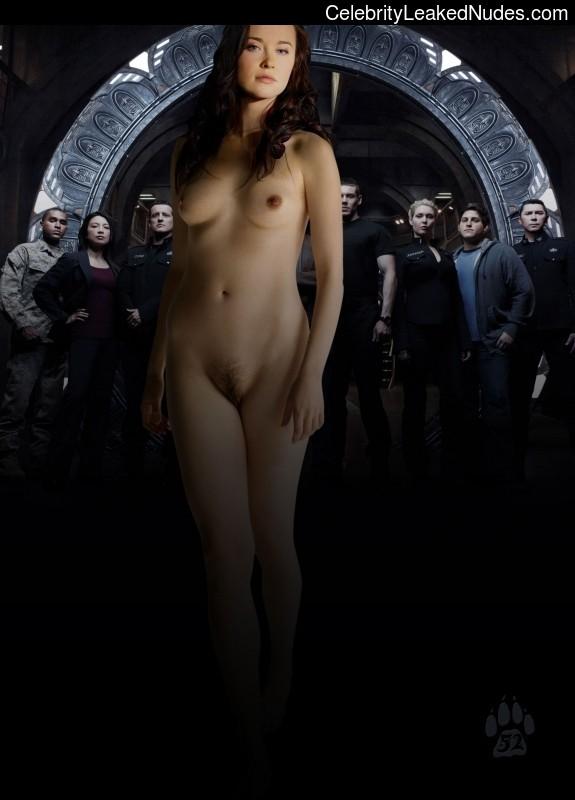 Naked in startgate